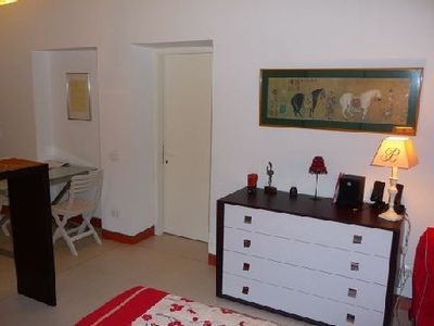 House near the beach, 22 square meters, internet connection