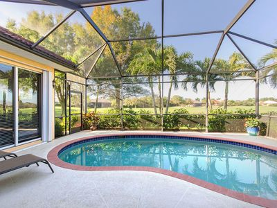 Naples Golf Course Home, Lely, Pool, Optional Players Club Access