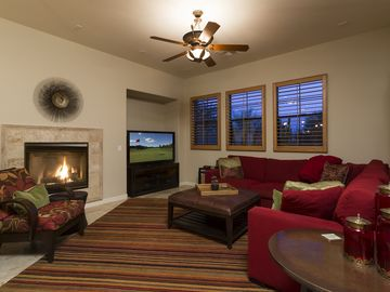 Other Scottsdale Properties townhome rental - Living Room