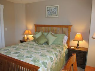Whitefish condo photo - Second Guest Room With Queen Bed