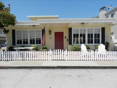Balboa Island cottage rental