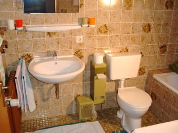 Type A bathroom