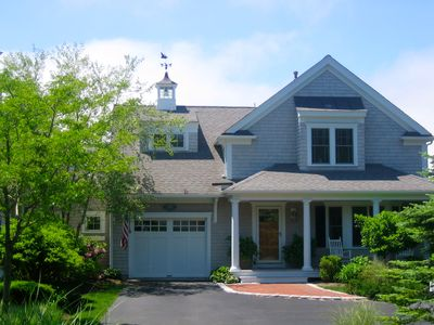 Built in 2006 by prestigious Bayside Builders of Osterville.