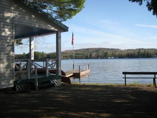 East Grand Lake cabin photo - southwesterly view