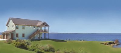 NEW-Cypress Bend Golf Resort 3 bedroom home with private fishing pier