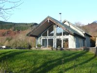 Luxury, architect designed garden lodge in the heart of beautiful Perthshire