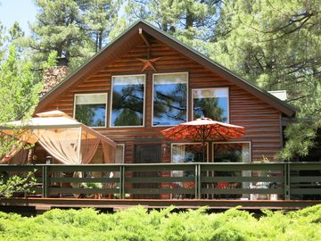Munds Park cabin rental - Munds Park Cabin with 4 Bedrooms and 2 Bathrooms
