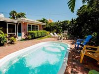 Popular Beach Villa - Private Pool, 30 Seconds to the sand - November Discount