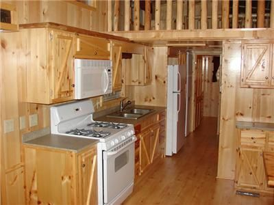 Union Pier cabin rental