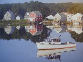Kennebunkport cottage photo - Cape Porpoise Harbor
