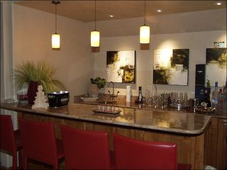 Beaver Creek house photo - Well Equipped Wet Bar