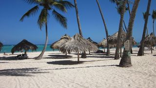 Bavaro condo photo - Beach area