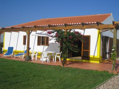 Boavista dos Pinheiros villa rental - Villa with god sized garden and BBQ