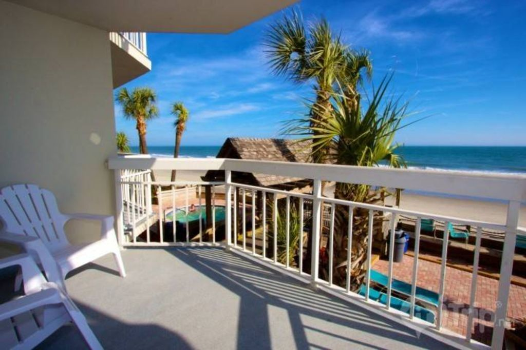 Garden City Beach Vacation Rental Vrbo 3513104ha 1 Br Grand Strand Myrtle Beach Condo In