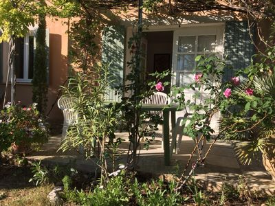 Holiday house, 40 square meters , Beaumes