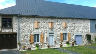 Typical country house Auvergne