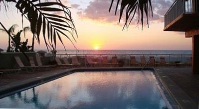 Indian Shores condo rental - Chateaux's Heated Pool