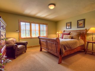 Big Sky house photo - Queen guest room