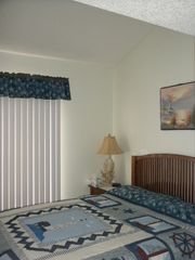 North Ocean City townhome photo - 2nd Floor Bedroom with a Queen Size Bed