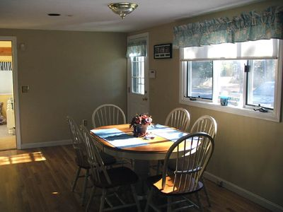 West Yarmouth house rental - Kitchen / Dining area