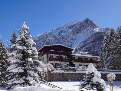 Relax in the beautiful Dolomites: comfortable apartments near Cortina d´Ampezz - Apartment for 6 persons