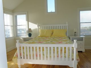 Truro house photo - Top floor bedroom with great light!!!!