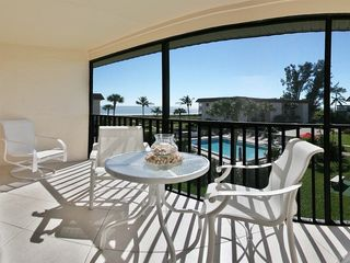Sanibel Island condo photo - Beautiful View from Lanai