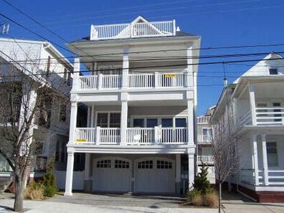 Boardwalk condo rental - 817 Pennlyn Place - 2nd Floor - Ocean City, NJ