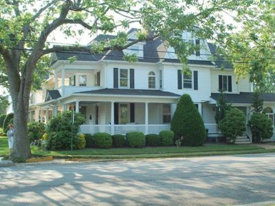 Spring Lake house rental - Beautifully Renovated Spring Lake Victorian Built in 1903