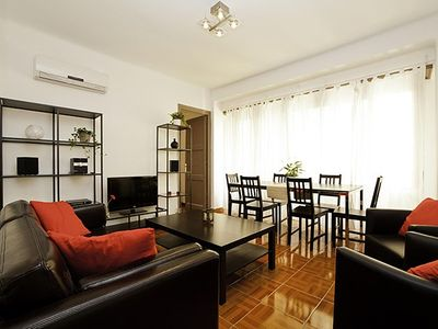 Modern designed apartment, spacious and central