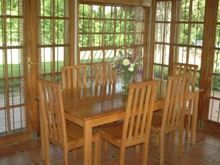 Escazú cottage photo - Dining room