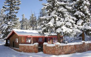 Colorado Springs lodge photo - Colorado Cabin Rental
