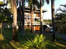 View of Villa Las Palmas Real from street. - Playa Junquillal villa vacation rental photo