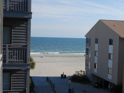 Pelicans Landing condo rental - Breathtaking view from Master Suite Balcony
