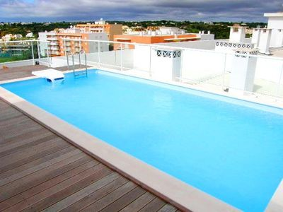 Armacao de Pera apartment rental - Roof top pool