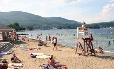 Million Dollar Beach Lake George