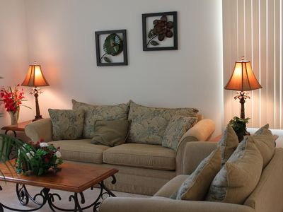 Sunset Ridge house rental - Family Room