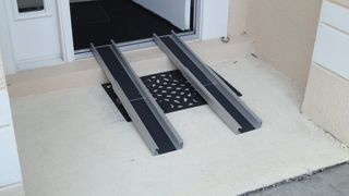 Hampton Lakes villa photo - Adjustable ramps for wheelchair access