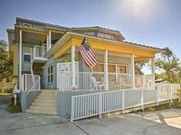 NEW! 4BR Indian Rocks Condo 350 ft from the Beach!