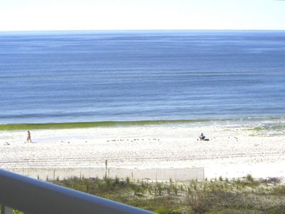 WHAT A VIEW FROM YOUR BEACHFRONT BALCONY: THIS IS YOUR VIEW