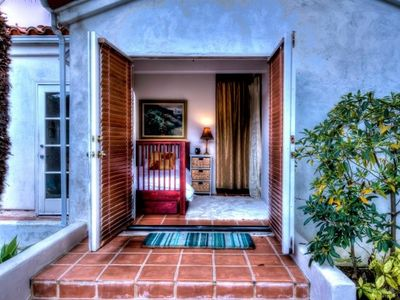 La Jolla villa rental - Separate Casita