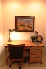 Moab townhome photo - Desk nook
