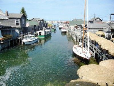 Leland's Fishtown is a popular destination in Leelanau.