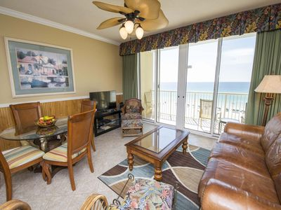 Incredible Views from This 5th Floor Unit! Private Balcony Overlooking Gulf!