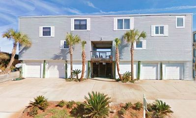 Our modern ocean front Seahorse Beach House is a dream!