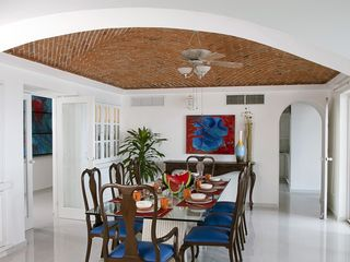 Cancun house photo - .Dining room