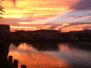 Vacation Homes in Ocean City condo photo - Beautiful sunsets