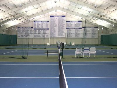 Indoor Tennis