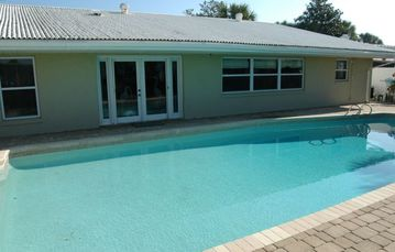 Flagler Beach house rental - Private Pool