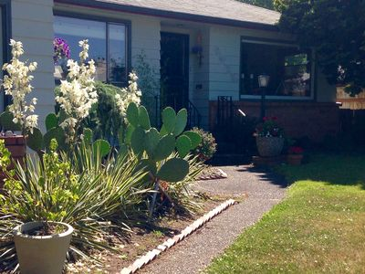 Mid-century Home Near Reed College